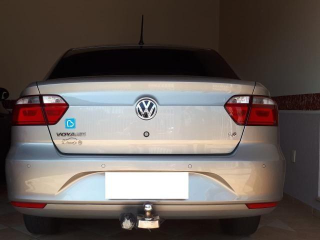 VW Novo Voyage 1.6 City 8V Flex 4P Manual (Único dono) - Foto 2