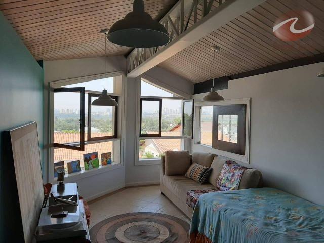 Sobrado com 4 dormitórios à venda, 378 m² por r$ 1.450.000,00 - urbanova - são josé dos ca - Foto 12