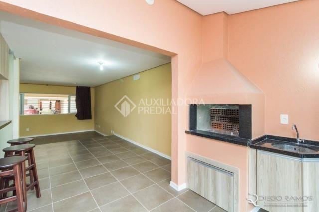 Casa de condomínio para alugar com 3 dormitórios em Pedra redonda, Porto alegre cod:301057 - Foto 8