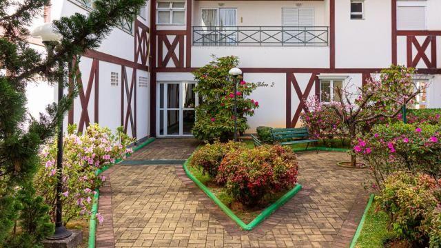 Apartamento à venda com 3 dormitórios em Capivari, Campos do jordão cod:55823 - Foto 4