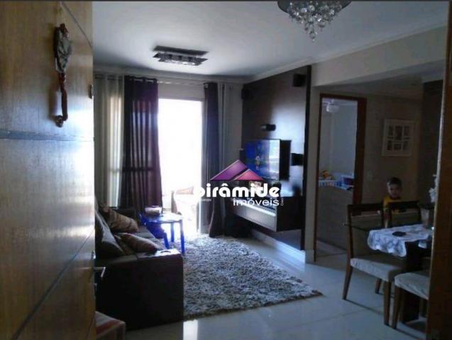 Apartamento com 2 dormitórios à venda, 68 m² por r$ 308.000,00 - jardim motorama - são jos - Foto 3