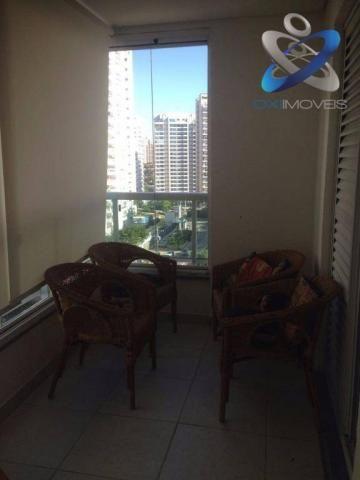 Apartamento com 3 dormitórios à venda, 110 m² - vila ema - são josé dos campos/sp - Foto 6