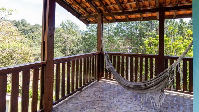 Casa à venda com 4 dormitórios em Vila abernéssia, Campos do jordão cod:55727 - Foto 4
