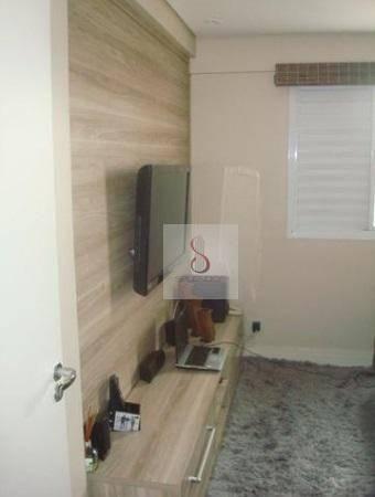 Apartamento com 3 dormitórios à venda, 81 m² por r$ 400.000,00 - urbanova - são josé dos c - Foto 16