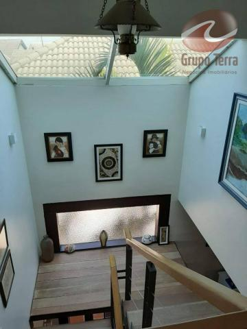 Sobrado com 4 dormitórios à venda, 378 m² por r$ 1.450.000,00 - urbanova - são josé dos ca - Foto 18