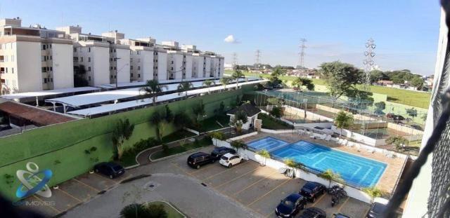 Apartamento com 3 dormitórios à venda, 62 m² por r$ 275.000 - jardim américa - são josé do - Foto 13
