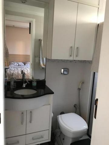 Apartamento com 3 dormitórios à venda, 75 m² por r$ 355.000,00 - jardim das colinas - são  - Foto 16