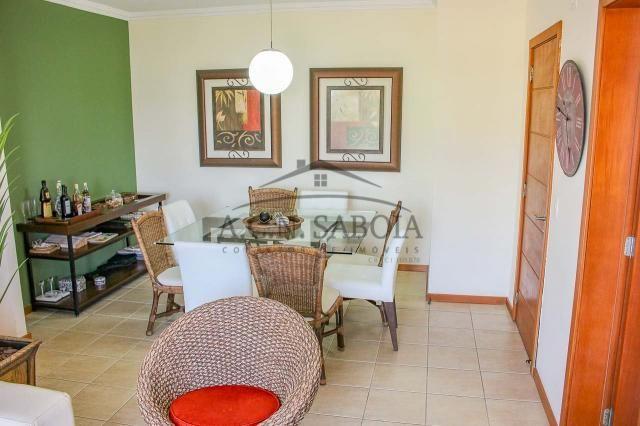 Apartamento à venda com 3 dormitórios em Praia das toninhas, Ubatuba cod:AP00457 - Foto 7
