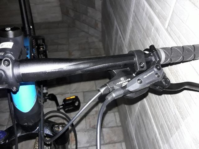 Bicicleta ellevem rock 27v Shimano niva - Foto 5