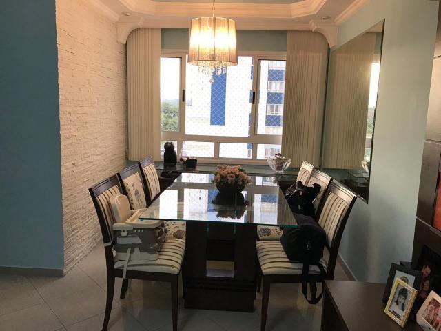 Apartamento com 3 dormitórios à venda, 75 m² por r$ 355.000,00 - jardim das colinas - são