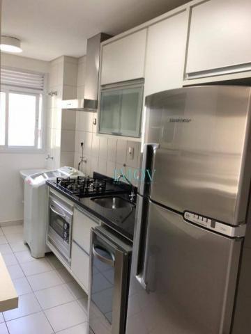Apartamento com 2 dormitórios à venda, 62 m² por r$ 420.000 - jardim aquarius - Foto 8
