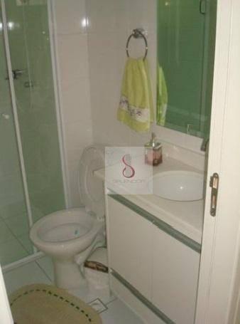 Apartamento com 3 dormitórios à venda, 81 m² por r$ 400.000,00 - urbanova - são josé dos c - Foto 19