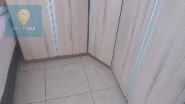 Apartamento com 2 dormitórios à venda, 48 m² por R$ 115.000,00 - São Diogo I - Serra/ES - Foto 4