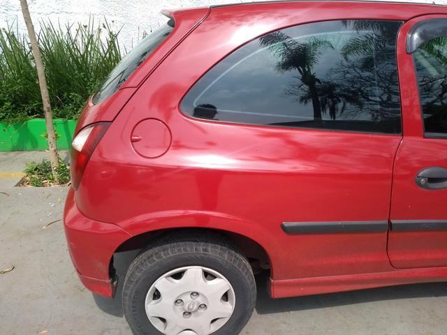 Celta GM Chevrolet vermelho - abaixo tabela - Foto 7