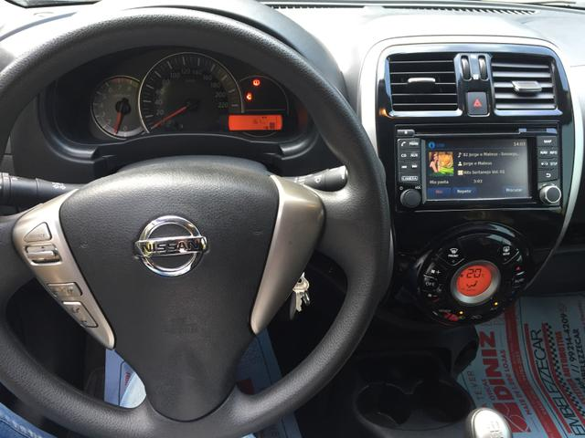 Nissan March SL 1.6 flex 2015 - Foto 9