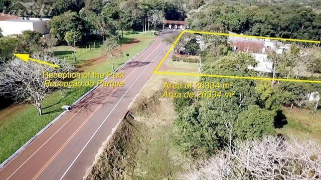 Areá de terra na Avenida das Cataratas - Foto 9