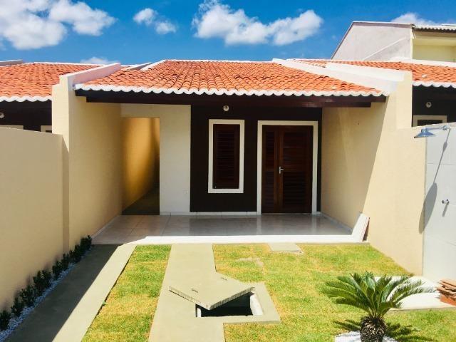 Documentação gratis; 2 quartos ,2 banheiros , 2 vagas de garagem fino acabamento - Foto 3