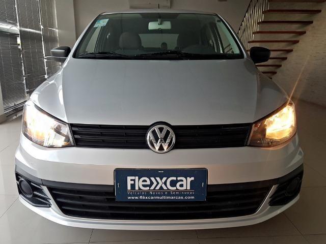 Volkswagen Gol Trendline 1.6 T.Flex 8V