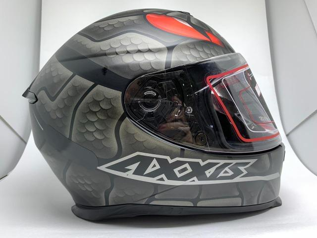 Capacete Axxis Snake - Foto 4