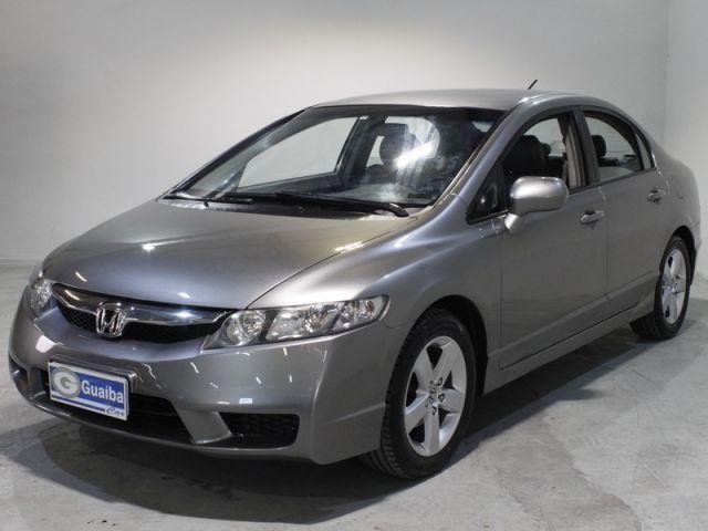 Civic Sedan LXS 1.8/1.8 Flex 16V Aut. 4p Veicul