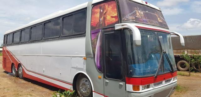 Vendo ônibus mercedez o400truk - Foto 2
