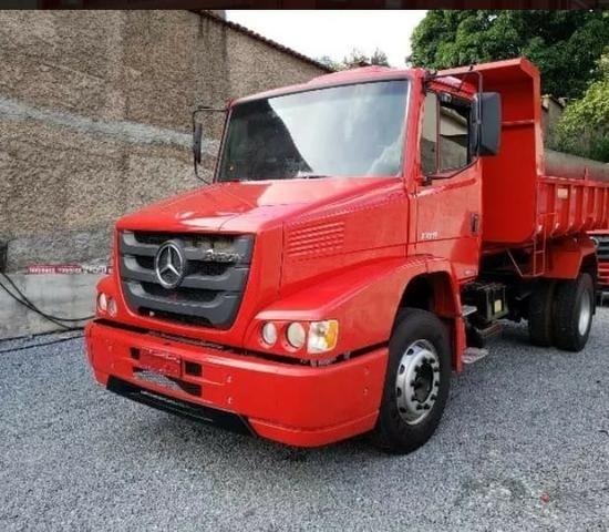 Mercedes-benz mb 1319 caçamba basculante - Foto 5