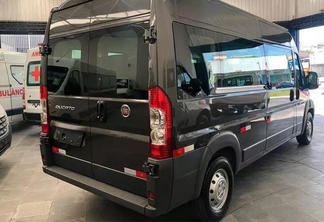 Fiat Ducato Minibus 2.3 16L Diesel - Foto 11