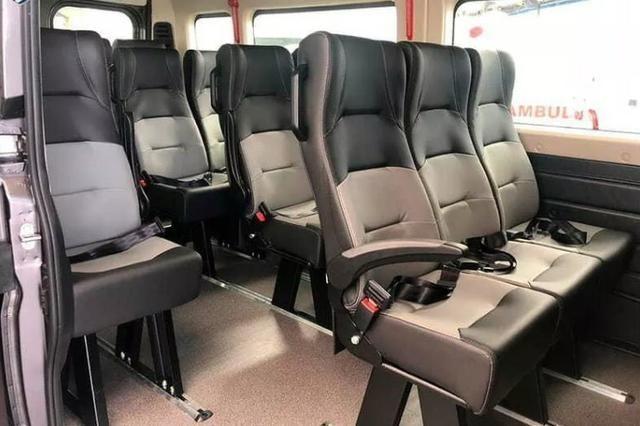 Fiat Ducato Minibus 2.3 16L Diesel - Foto 12