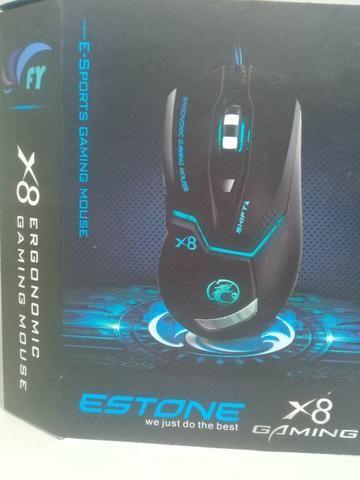 Mouse Gamer usb - Foto 2