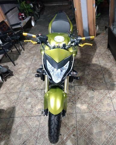 Honda Hornet/ FAÇO POR CONTRATO!! - Foto 2