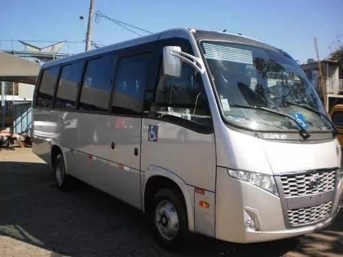 Micro ônibus marcopolo valare