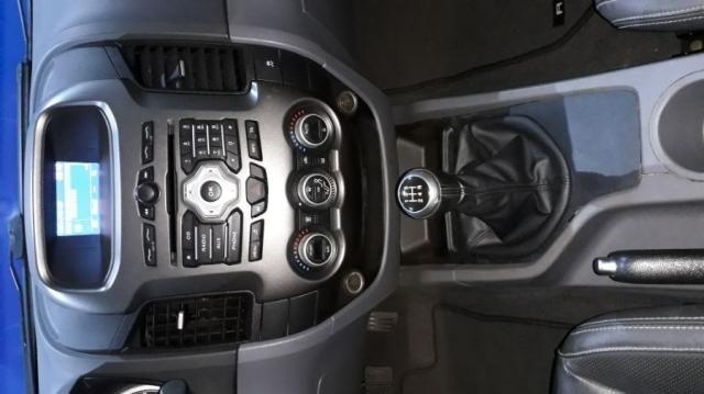 Ford Ranger XLF 2.5 FLEX 4P - Foto 9