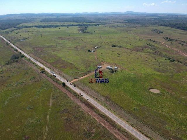 Belíssima fazenda localizada á margem da BR 364