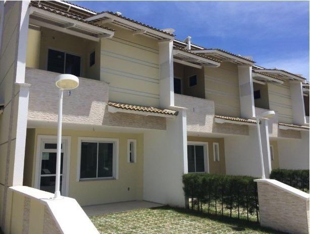 CA0042 - Casa á venda com 96m² - 3 quartos - Lagoa Redonda - 295mil - Fortaleza/CE