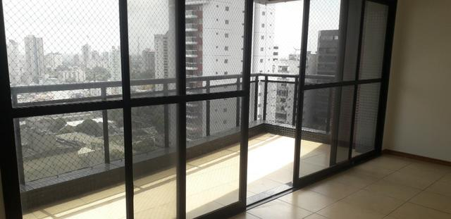 Ed Torre Ravena - 120m² 2 suítes total decorado, andar alto, nascente, João Balbi - Nazaré - Foto 7
