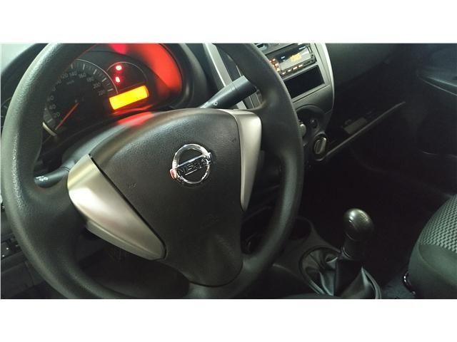 Nissan Versa 1.0 12v flex 4p manual - Foto 7