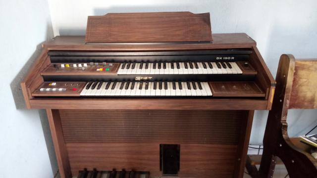 Conserto de Órgão Eletrônico. Leia a Descriçao - Foto 2
