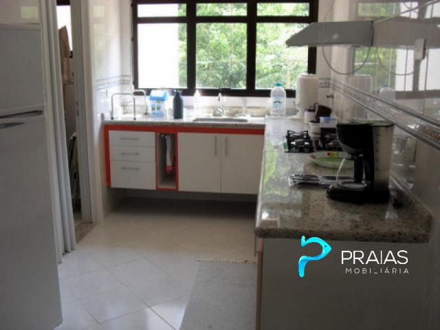 Apartamento à venda com 3 dormitórios em Enseada, Guarujá cod:61822 - Foto 10