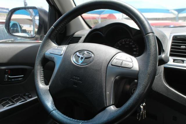 Toyota Hilux Cabine Dupla Hilux 2.7 4x2 CD Srv (Flex) (Aut) 2015 - Foto 14