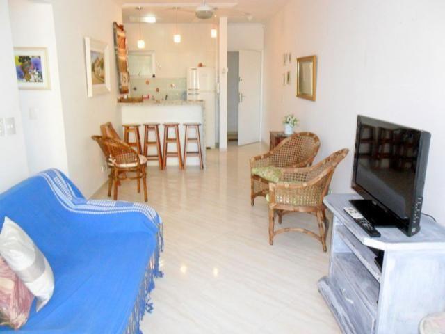 Apartamento à venda com 2 dormitórios em Enseada, Guarujá cod:65192 - Foto 2