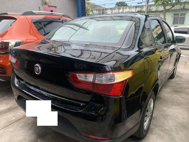 Fiat grand siena tetra 2013, ex taxi aprovação imediata, s/ comprovação de renda - Foto 9
