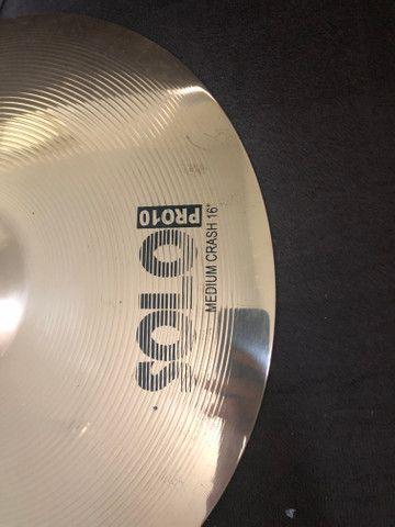 Pratos orion cymbals - Foto 6