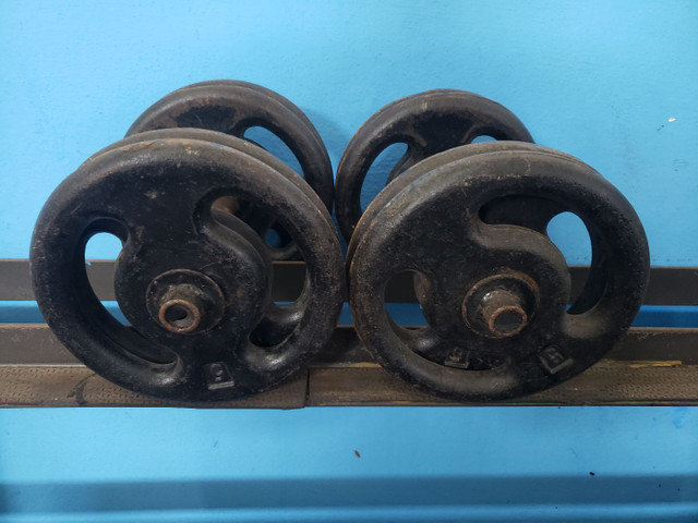 Halteres 20kg e 30 kg - Foto 2