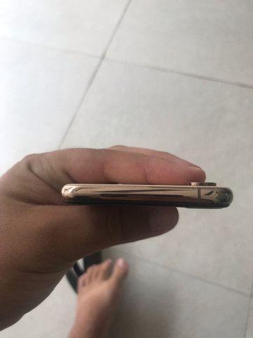 iPhone XS 64gb Dourado - Foto 5