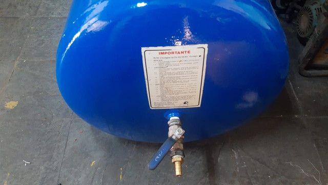 Compressor Schulz, 30 pés, 350 litros, ótimo estado, trifásico. - Foto 6