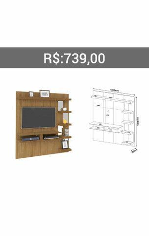 Painel para TV de 50 polegadas - Foto 2