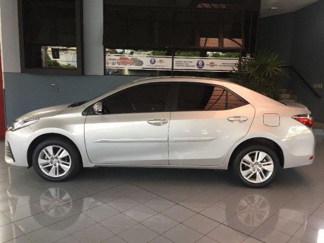 Toyota / Corolla Gli 1.8 Flex 16v Automático - 2017/18 - Foto 8