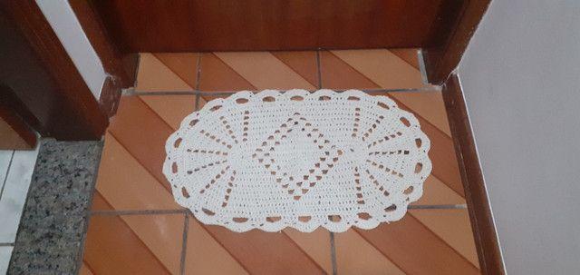 Tapetes de croche - Foto 4