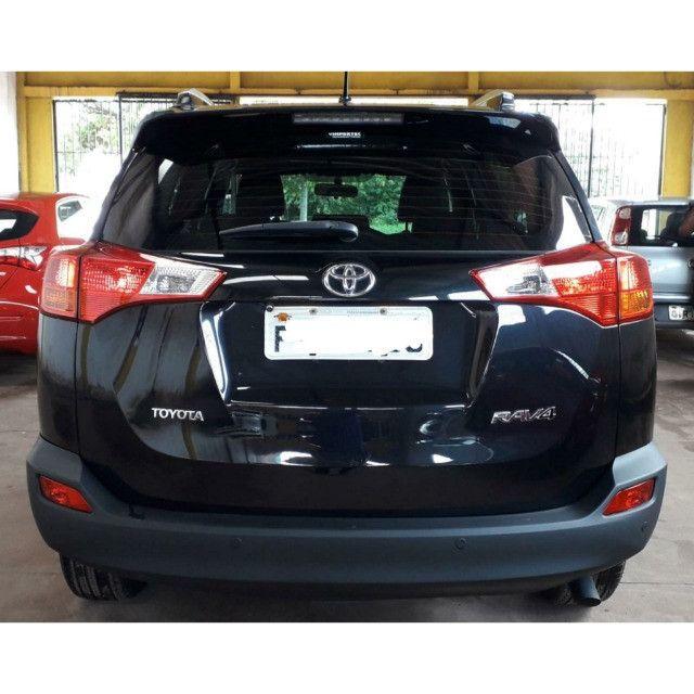 Toyota/ Rav4 2.0 4x2 automática gasolina 14/15 completa - Foto 8