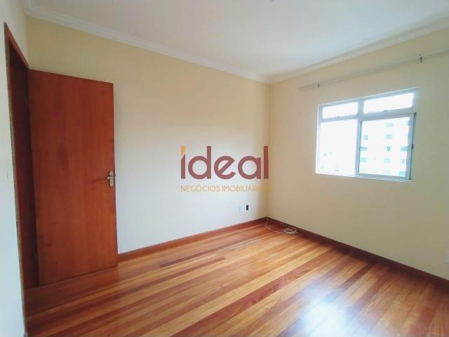 Apartamento para aluguel, 2 quartos, 1 vaga, Bairro De Fátima - Viçosa/MG - Foto 2